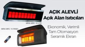 radyant ısıtma doğalgazlı seramik radyant ısıtıcı